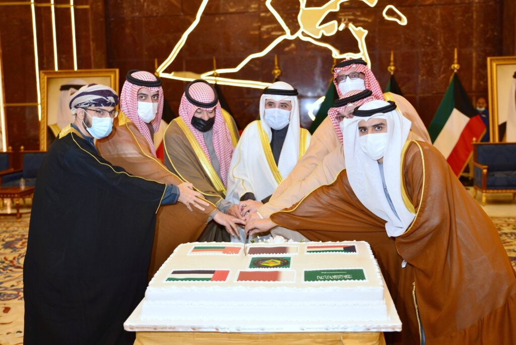 سفراء دول الخليج