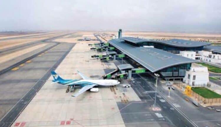سلطنة عمان تغلق المطارات
