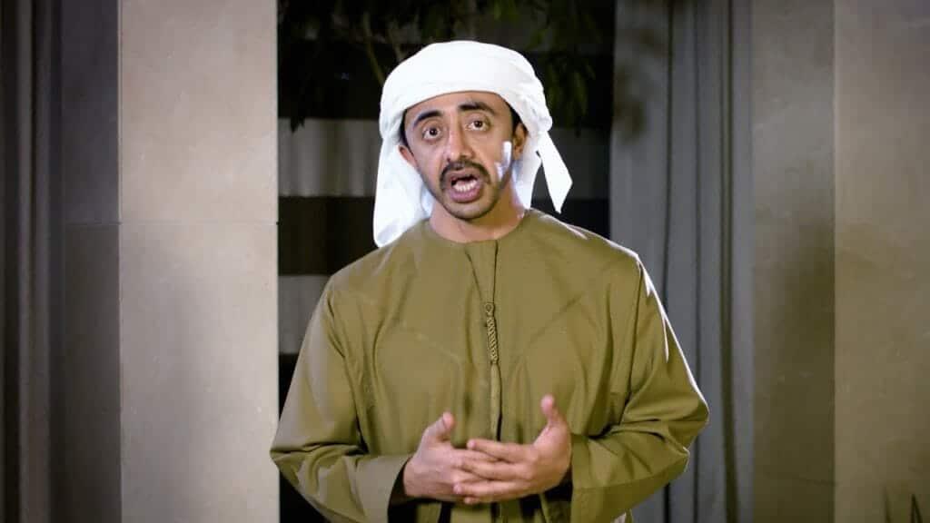 """""""شاهد""""هكذا حرّض وزير خارجية الإمارات  و""""السيسي"""" على المسلمين في الغرب قُبيل مذبحة نيوزيلندا"""