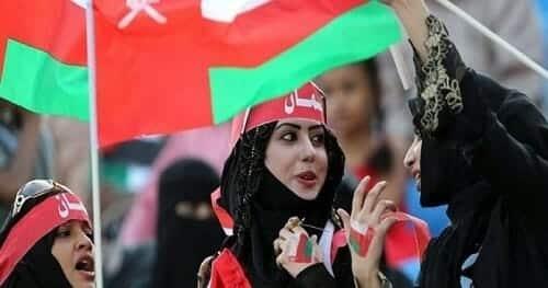 عمانيات نساء سلطنة عمان