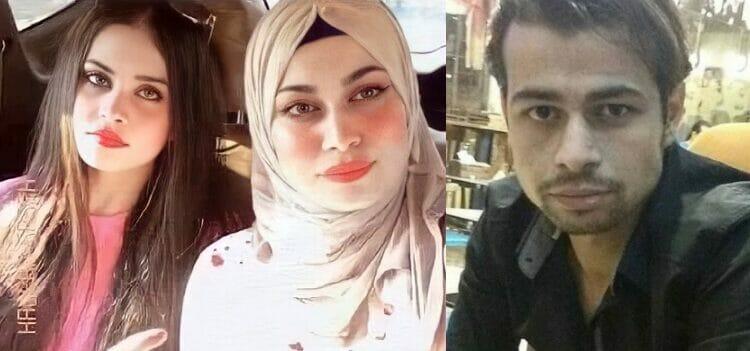 قتل الشقيقتين حوراء و زهراء على يد شقيقهما