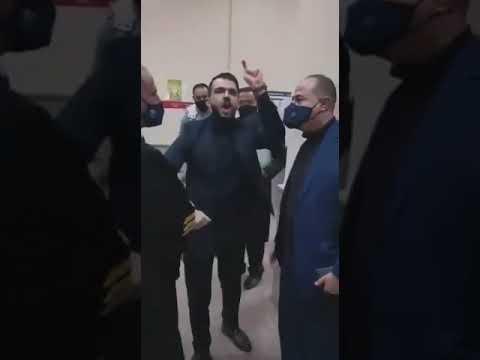 """""""معناش حق خبز"""".. فيديو صادم من قصر العدل في الأردن وموجة غضب بالمواقع"""