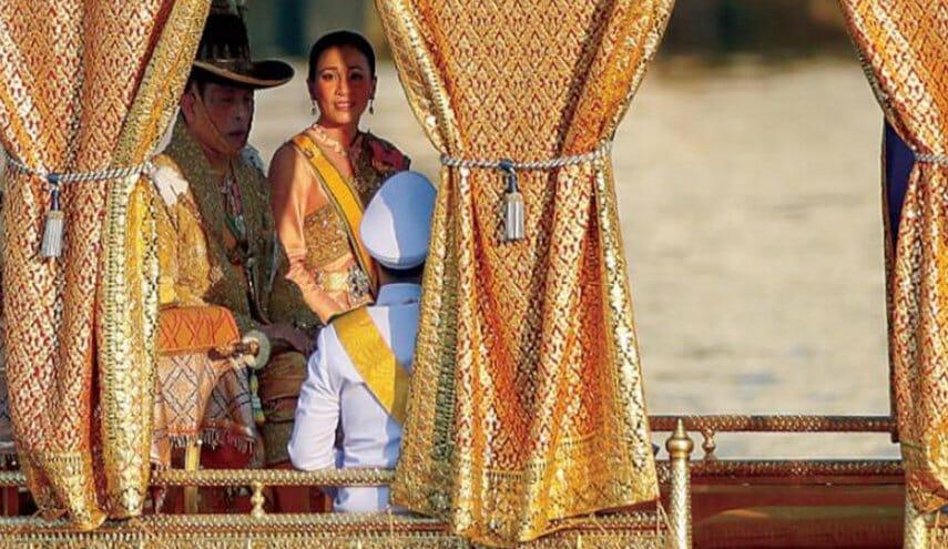 ماها فاجيرالونكورن ملك تايلاند