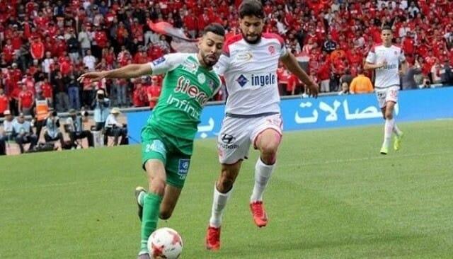 مباراة الوداد المغربي وخريبكة بكأس العرش