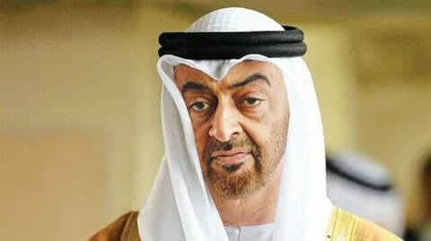 محمد بن زايد ممول ومدبر الثورات المضادة