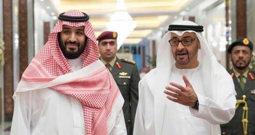 محمد بن زايد ومحمد بن سلمان خططا لغزو قطر