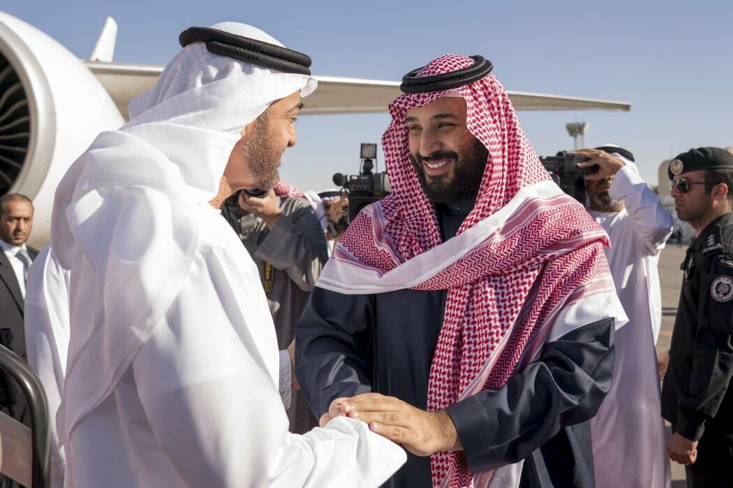 محمد بن زايد يحاول إفشال المصالحة الخليجية