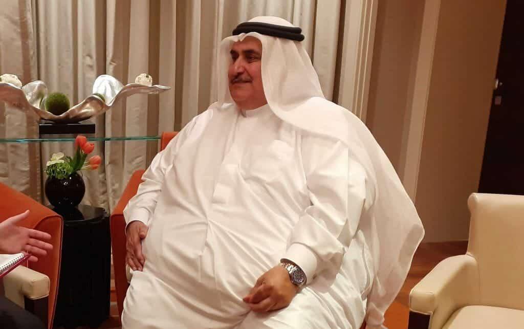 مستشار ملك البحرين خالد بن أحمد