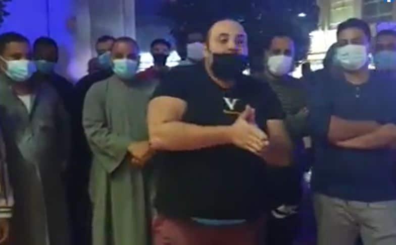 مصريون في الامارات