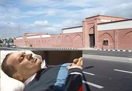 مقبرة حسني مبارك