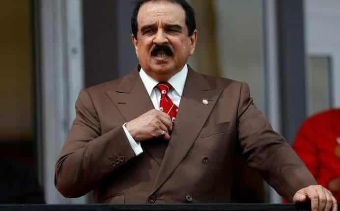 ملك البحرين حمد بن عيسى