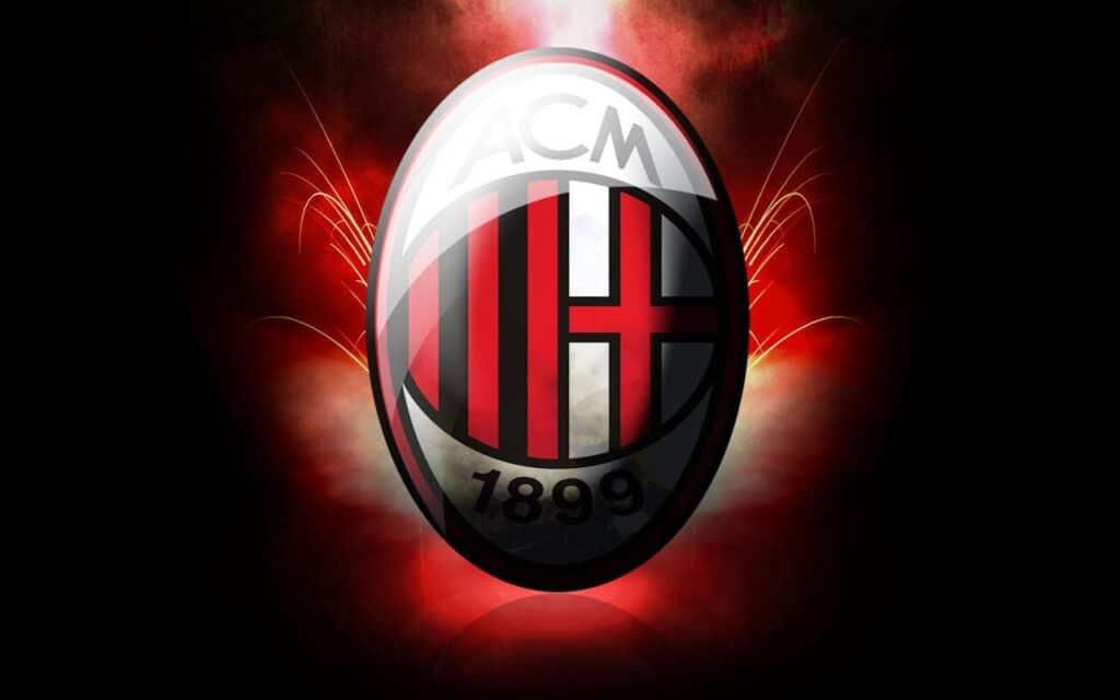 شعار فريق الميلان الإيطالي