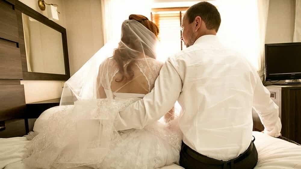 وفاة عروسان ليلة الدخلة