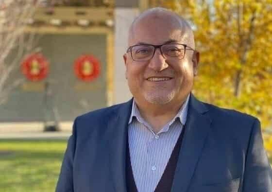 وفاة عمر خشرم مراسل الجزيرة في تركيا بفيروس كورونا