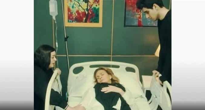 يسرا تُصاب بفيروس كورونا - مشهد من فيلم للفنانة