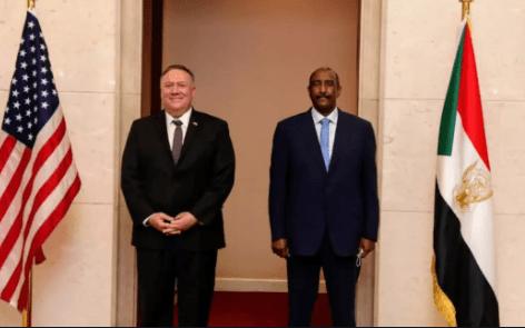 رفع اسم السودان من قوائم الإرهاب