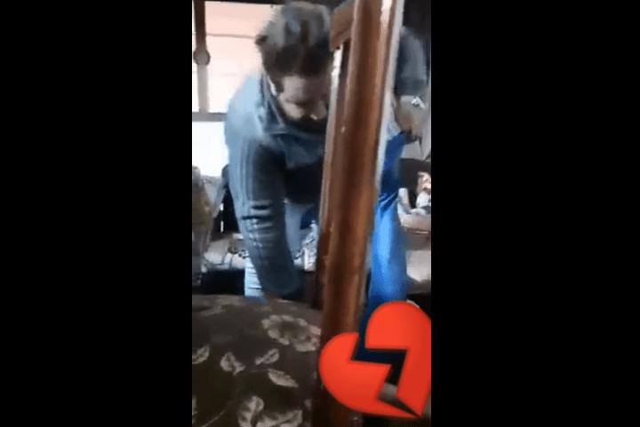 مصري يتحرش بابن زوجته