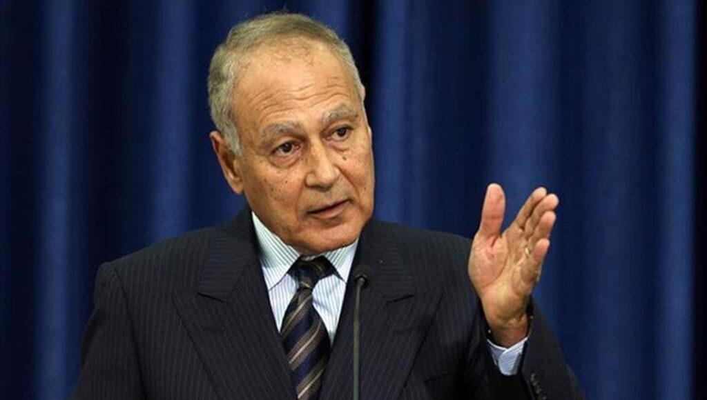 أحمد أبو الغيط يترشح لولاية جديدة لرئاسة الجامعة العربية