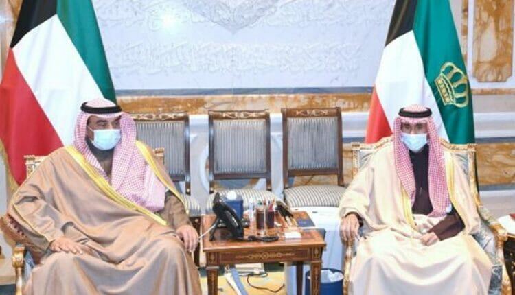 أمير الكويت يكلف صباح الخالد