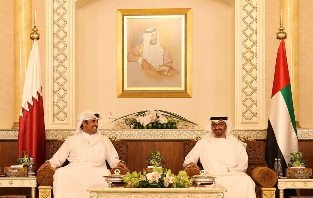تفاصيل قرار قطر تعليق قضيتين ضد الإمارات