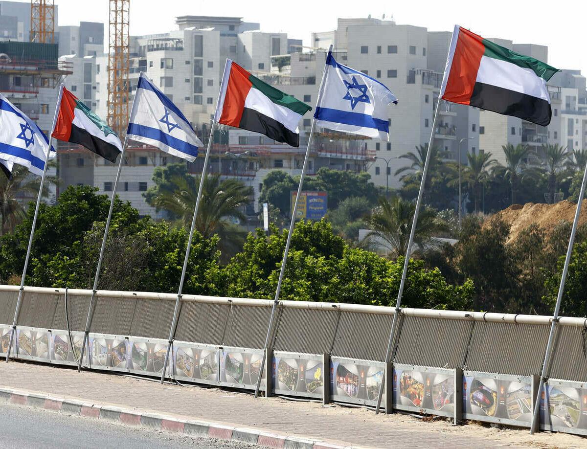 مناورة مشتركة بين إسرائيل والإمارات