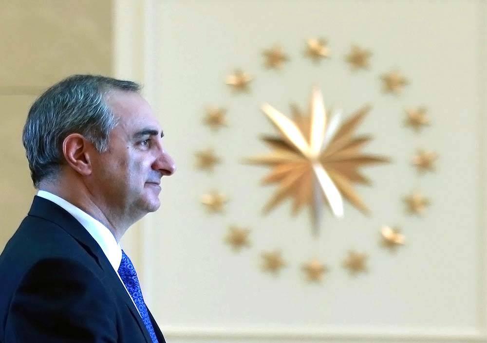 إيتان ناءيه السفير الاسرائيلي السابق في تركيا