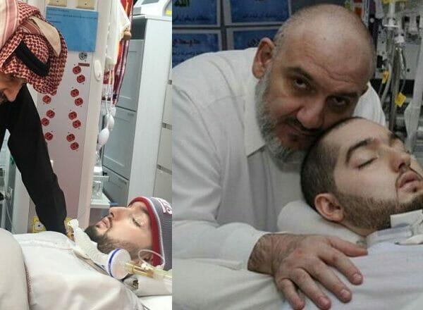 الأمير النائم الوليد بن خالد بن طلال