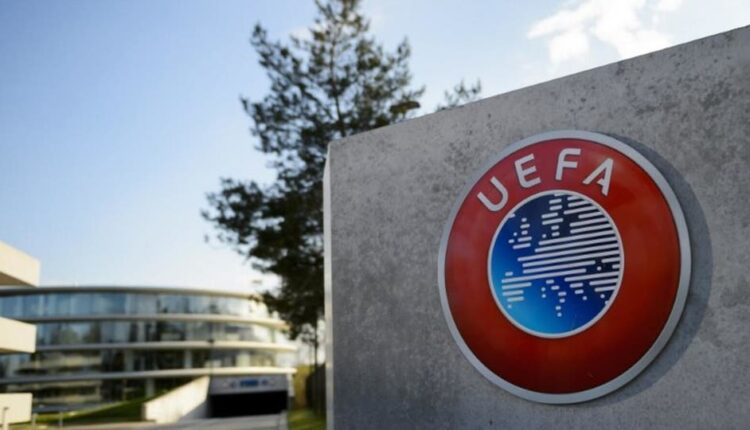 الاتحاد الأوروبي لكرة القدم اليويفا