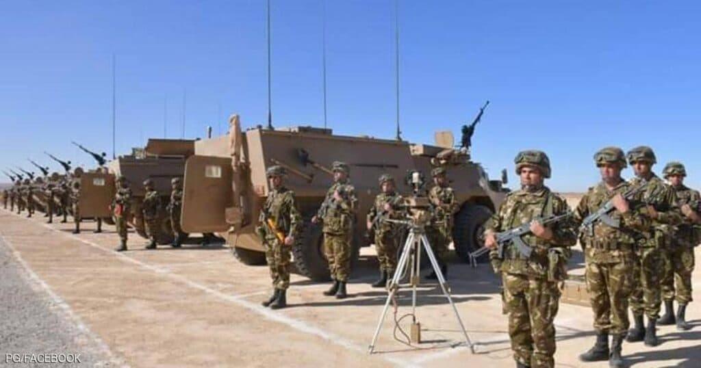 ماذا يحدث على حدود المغرب مع الجزائر؟