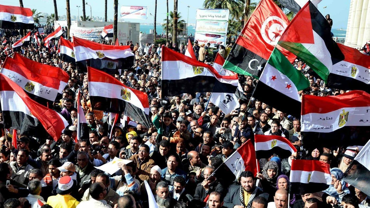 الربيع العربي تحول إلى شتاء وهكذا فتحت السعودية الباب لإسرائيل من أجل للانضمام إلى منبر البحر الاحمر