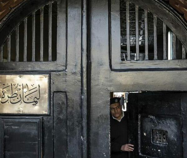 السجون المصرية السيسي
