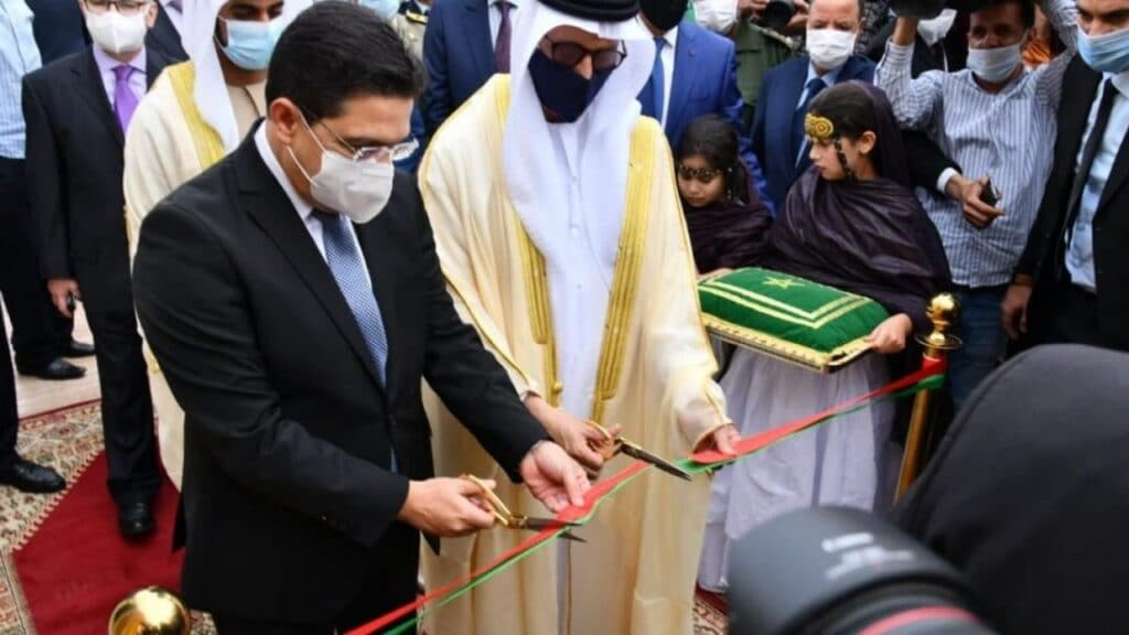 دول خليجية من المتوقع أن تفتتح سفارات لها بصحراء المغرب