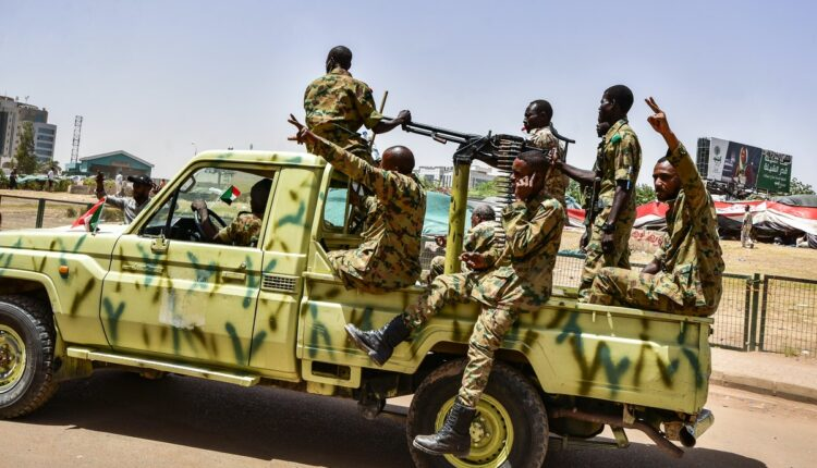 حشود عسكرية إرتيرية تبدأ بالتحرك لمساندة اثيوبيا