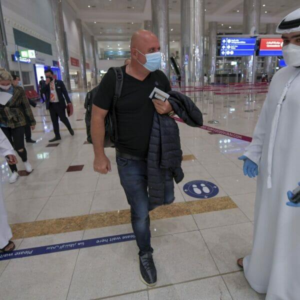 اسرائيليون في دبي