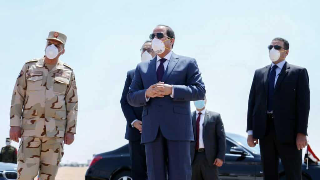السيسي عن كورونا في مصر: لا تندهشوا كلها جنود لله