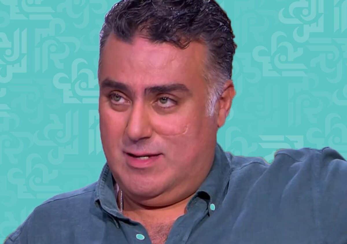 الكاتب والسيناريست المصري تامر حبيب