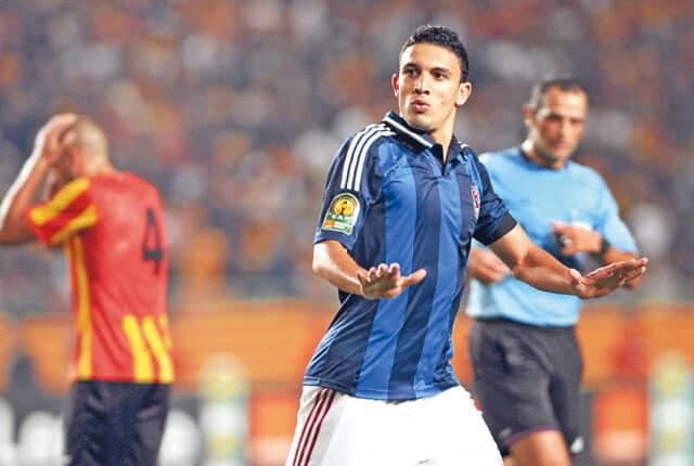 اللاعب المصري محمد ناجي جدو