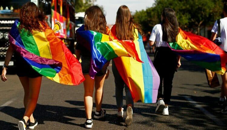المثليين جنسيا