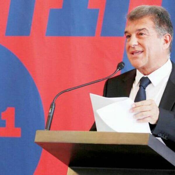 خيارات لابورتا القادمة لعقد 3 صفقات نارية لدعم صفوف برشلونة