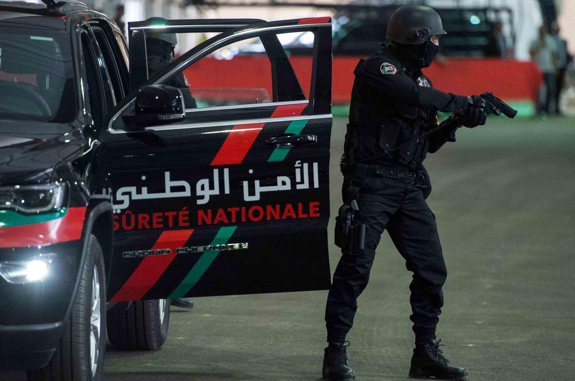 ضبط بيت للدعارة في المغرب