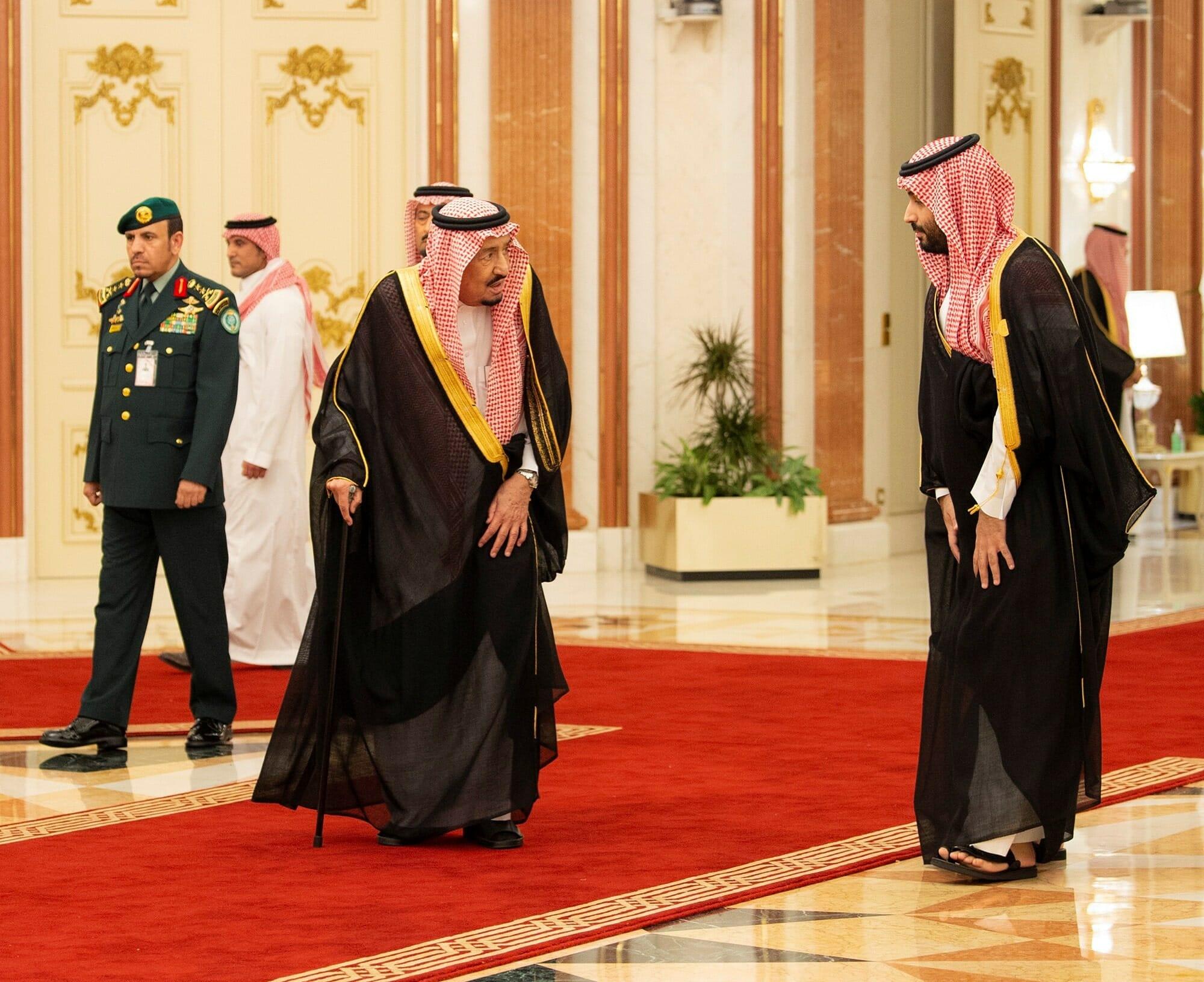 مجلس حكم محلي للإطاحة بحكم محمد بن سلمان