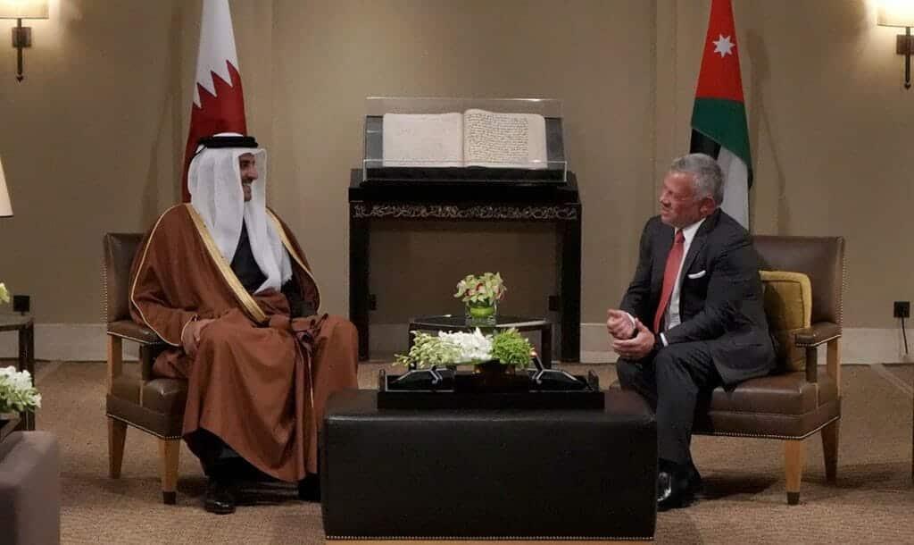 موقع الأردن من الخلاف الخليجي والمصالحة.. الملك عبدالله سيلعب دورا هاما بالمرحلة المقبلة