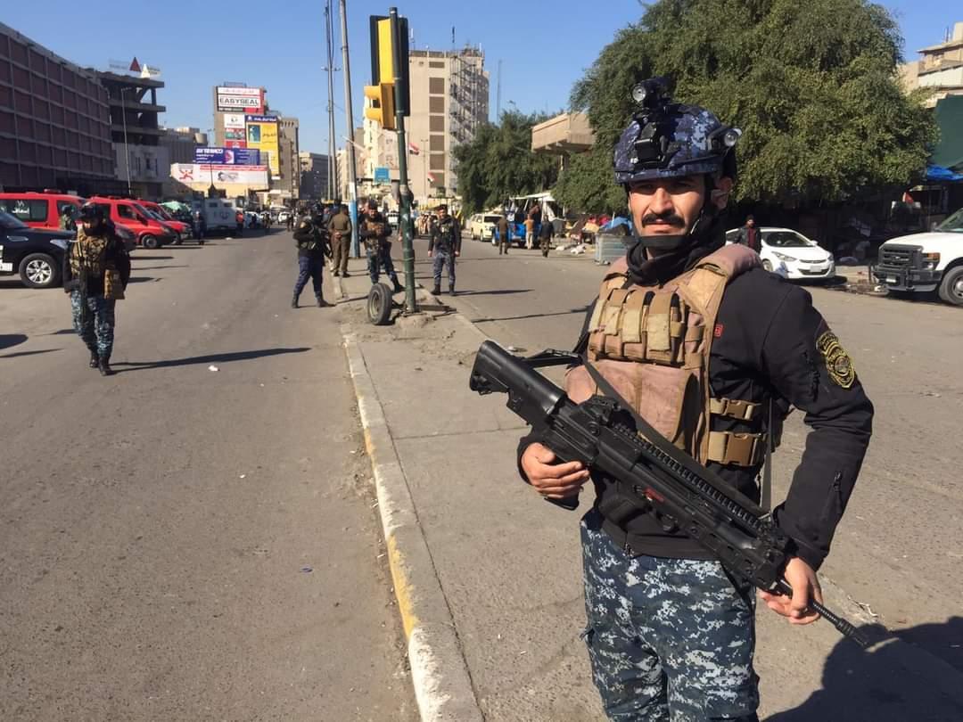 رغد صدام حسين تعلق على انفجار بغداد