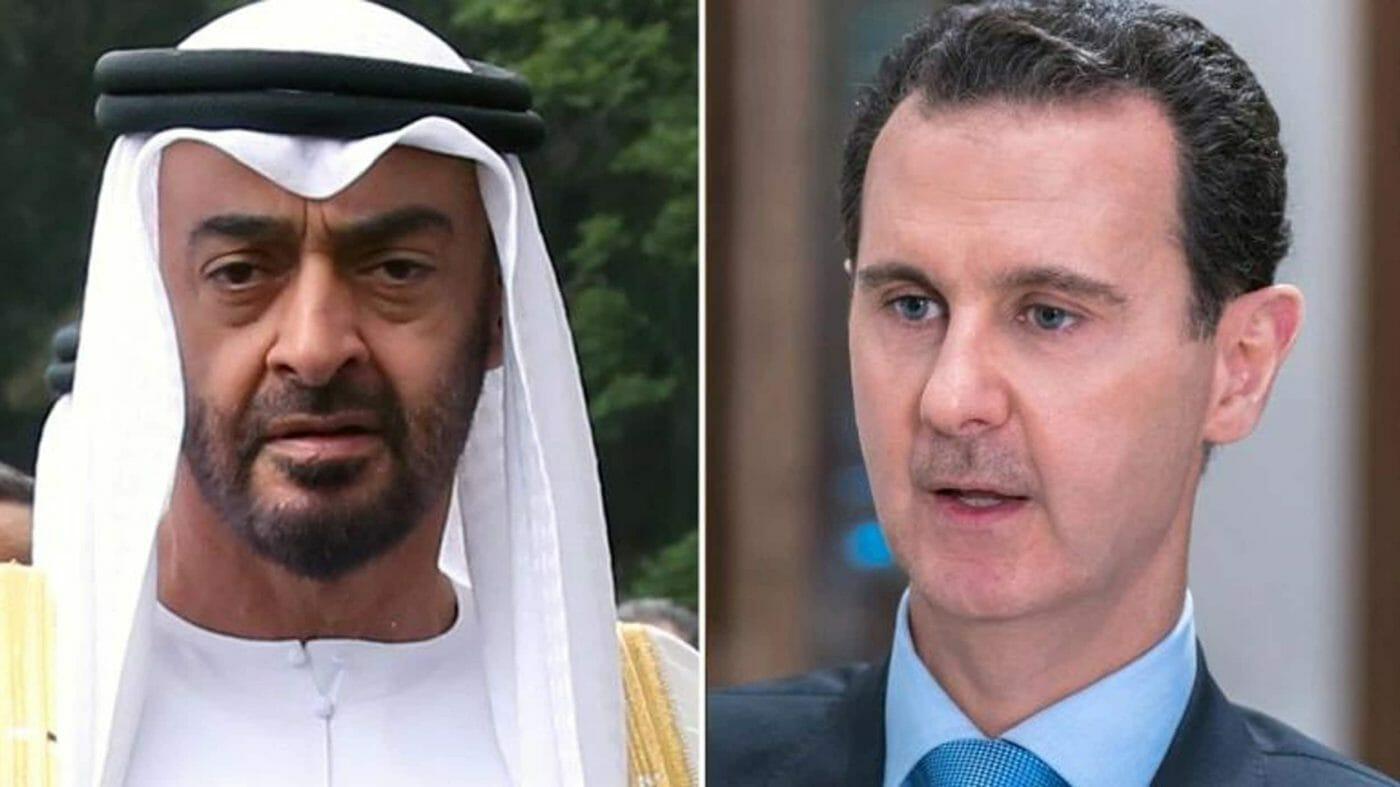 """لـ """"شيطان العرب"""" """"مآرب"""" أخرى.. مفاجأة غير متوقعة وتفاصيل خطيرة بشأن دعم الإمارات للأسد وإعادة العلاقات"""