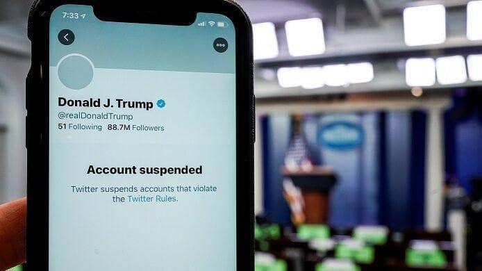 تويتر وترامب