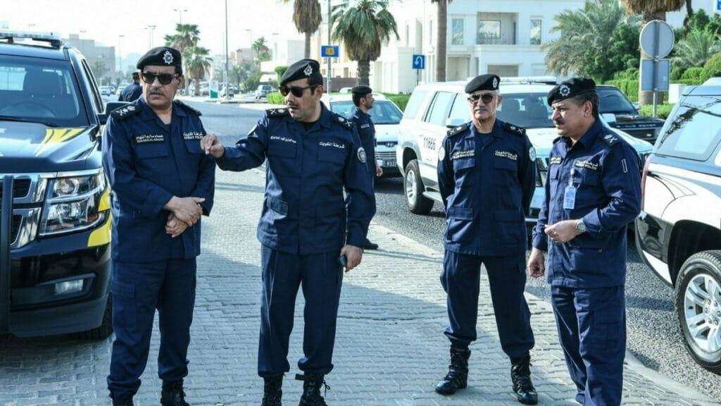 جريمة القادسية البشعة راح ضحيتها مواطن كويتي
