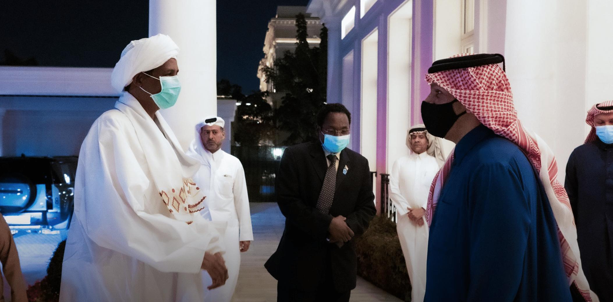 حميدتي في زيارة قطر .. ما سر الزيارة!