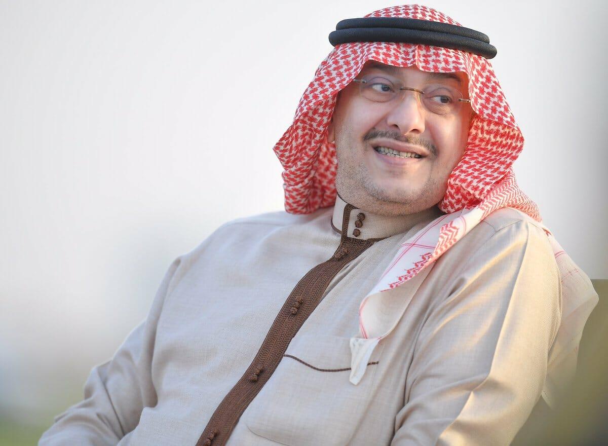 الأمير السعودي خالد بن فهد
