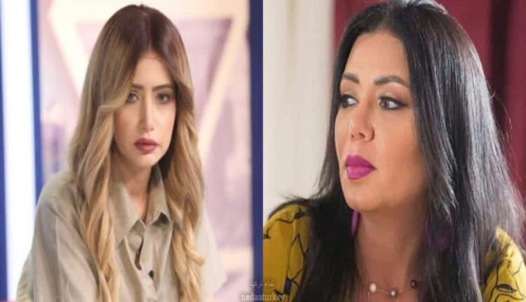 رانيا يوسف ومي العيدان