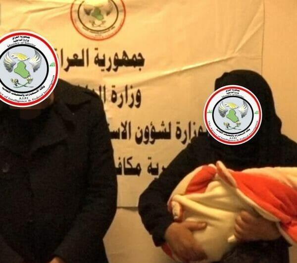 زوجان عراقيان يبيعان طفليهما